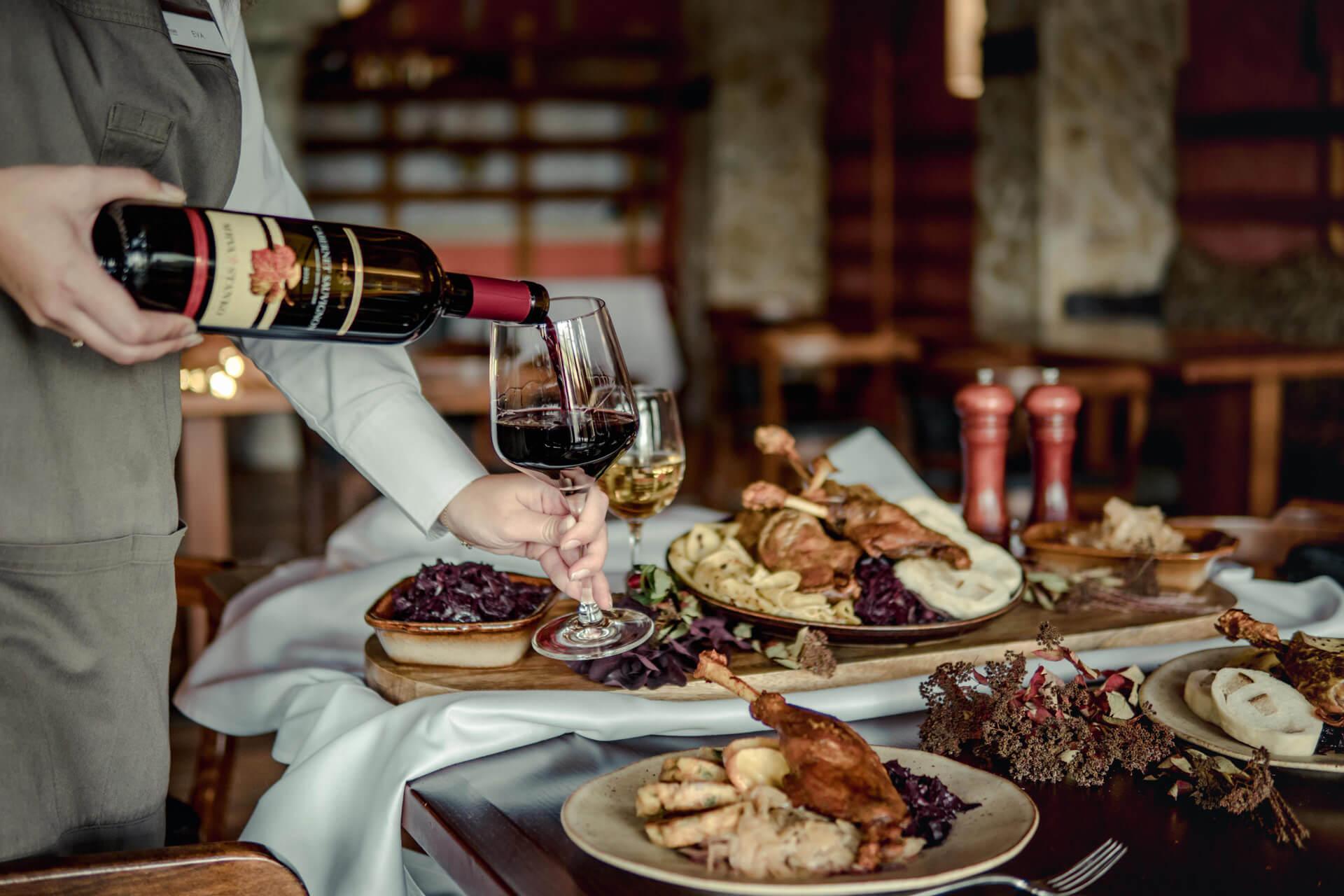 Krásne priestory a výborná gastronómia pre vašu oslavu