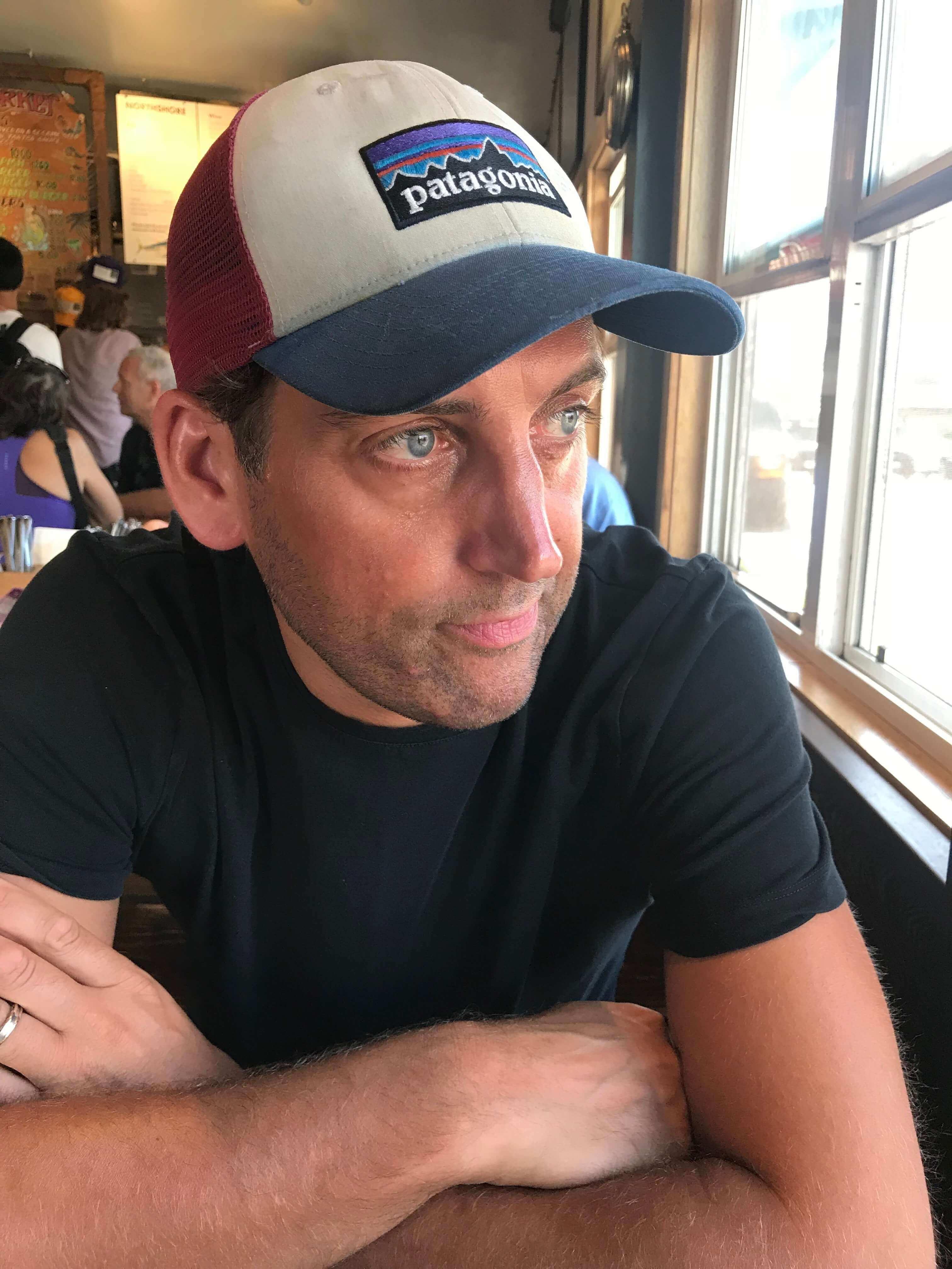 MetaLab's remote CEO, Rich Ward