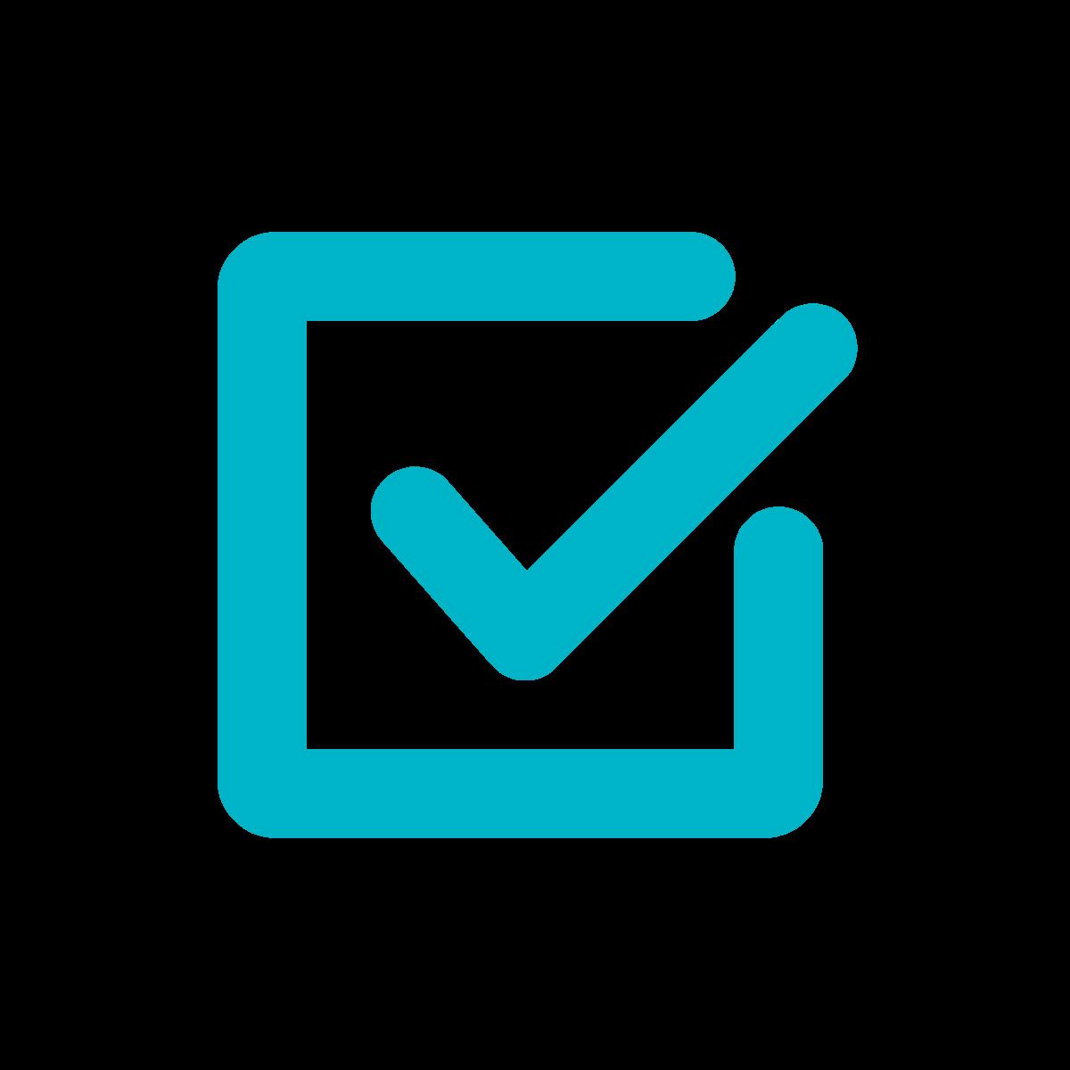 Square Checklist Logo