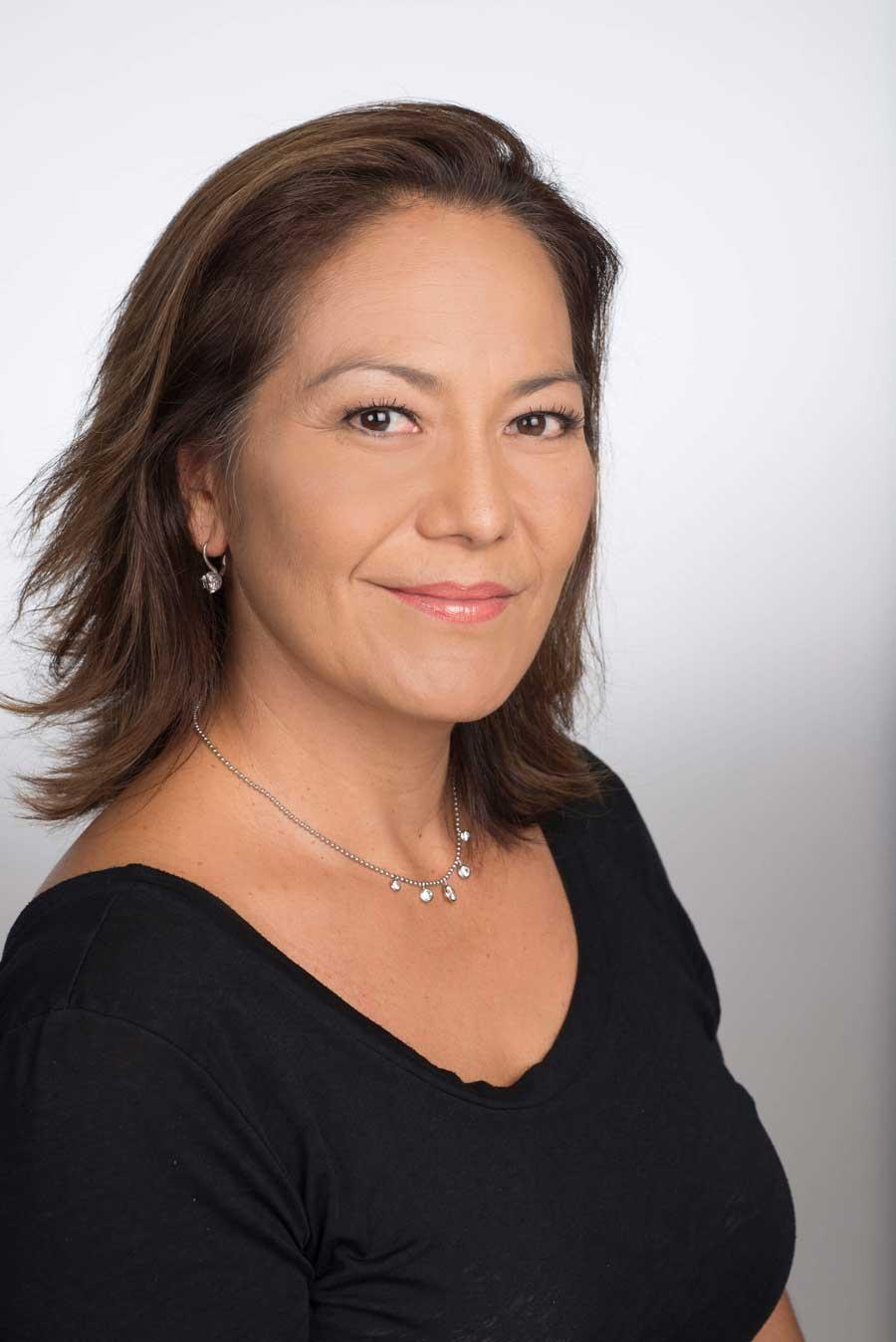 Portrait of Sonni Au