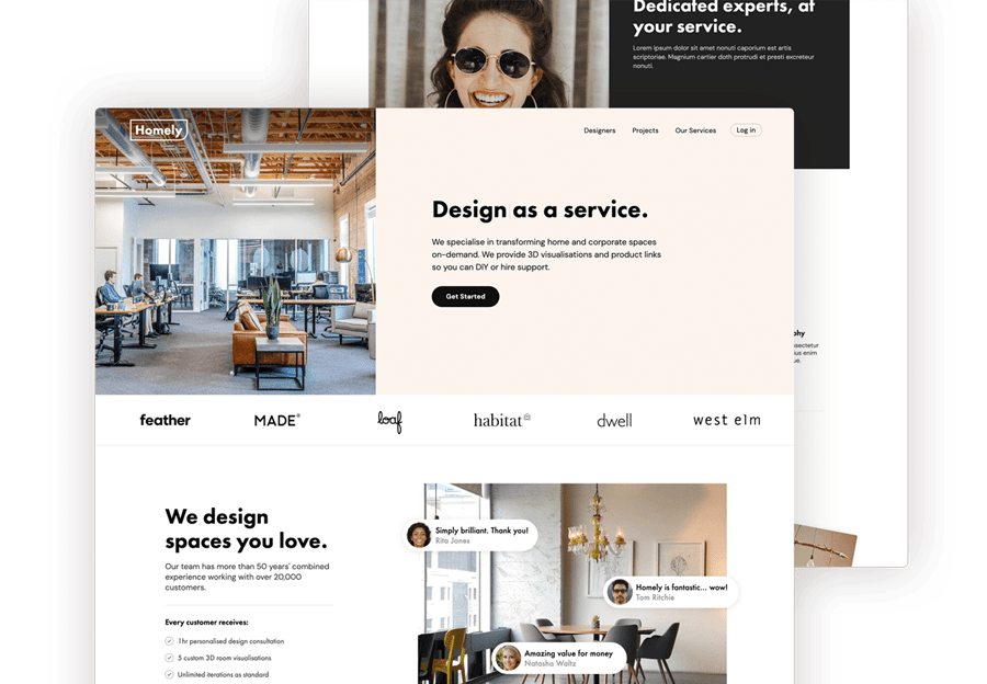 Homely UI