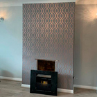 S & J Webster painters and decorators interior wallpapering