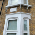 S & J Webster painters and decorators exterior house painting
