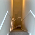 S & J Webster painters and decorators interior hallway staircase painting