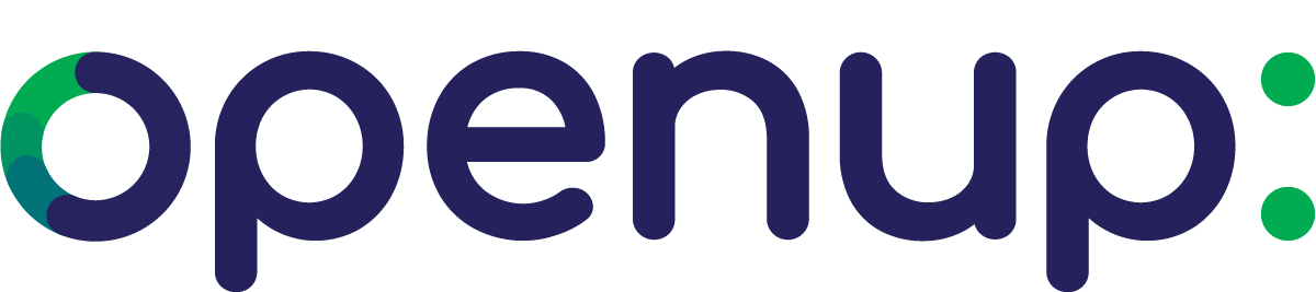 OpenUp's logo