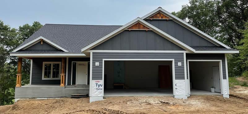 Erik Larson Custom Home Builder