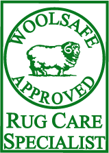 Wool safe approved.