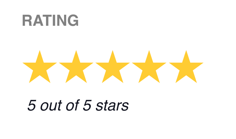 Tempo Five star review