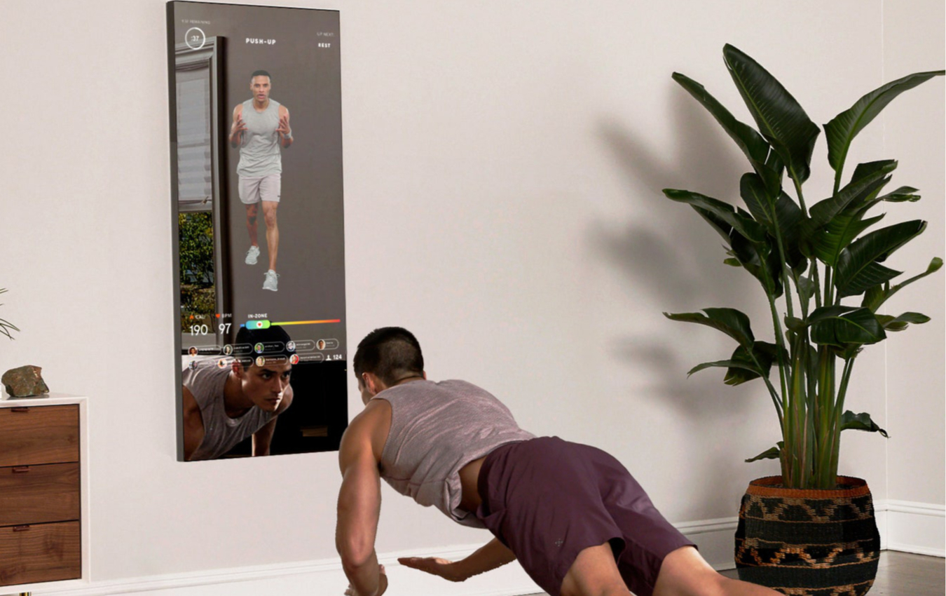 The Most Versatile Smart Gym for People Who Train Exclusively at Home