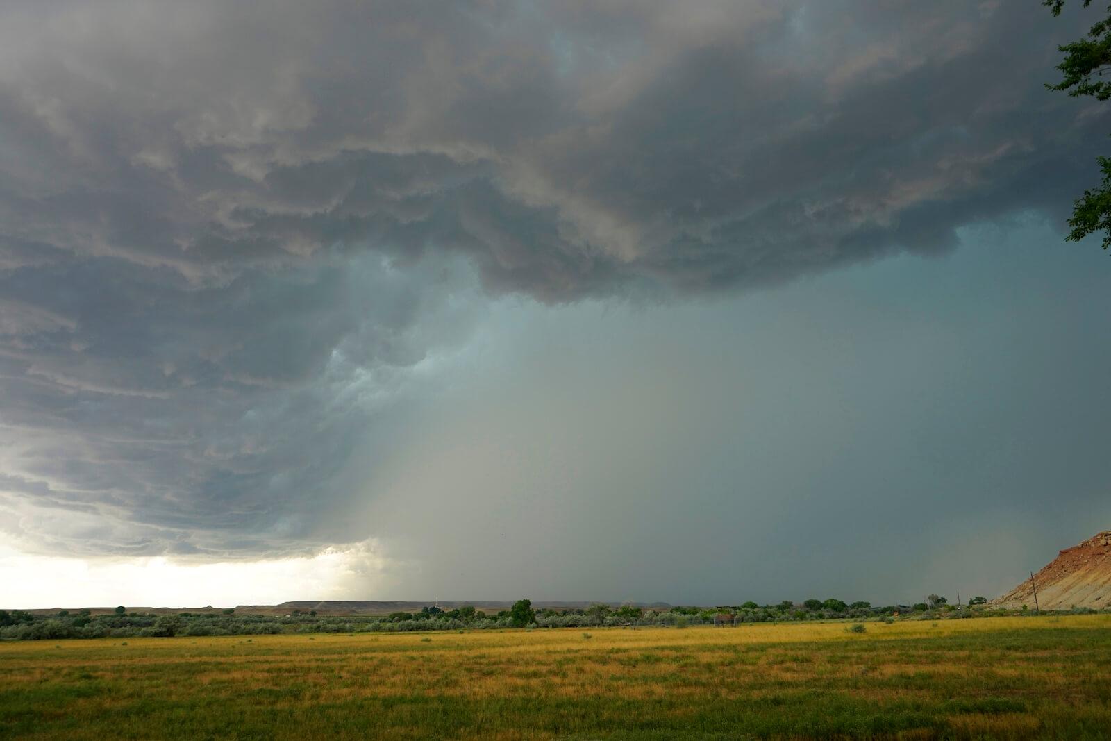 Large Storm