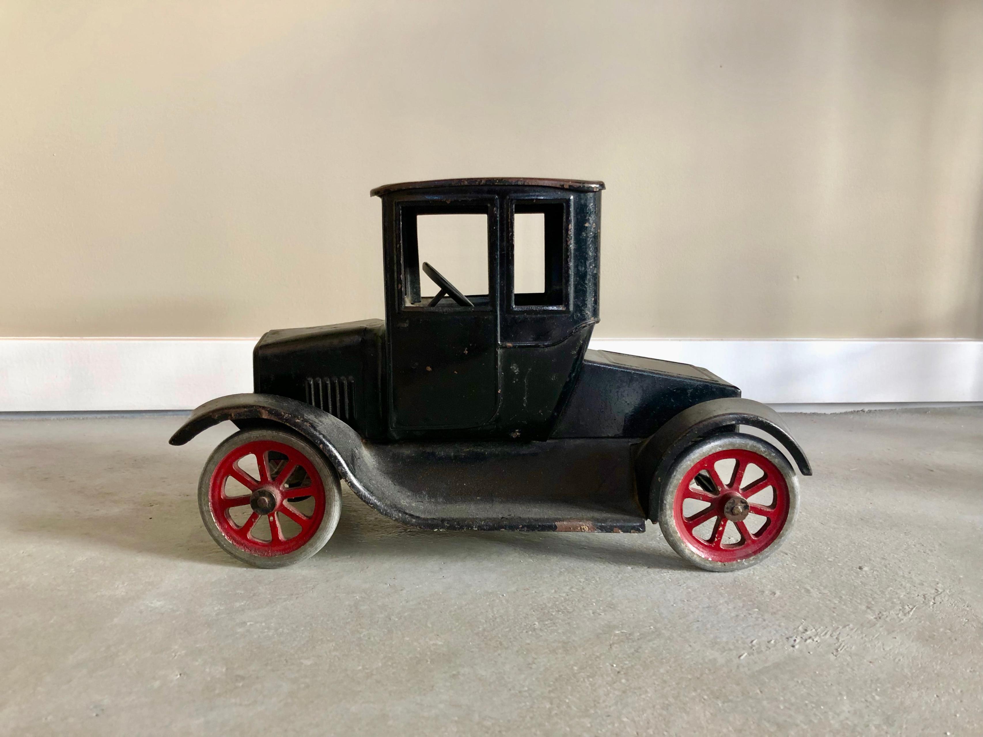 Buddy L Flivver Coupe 1924-1930 USA