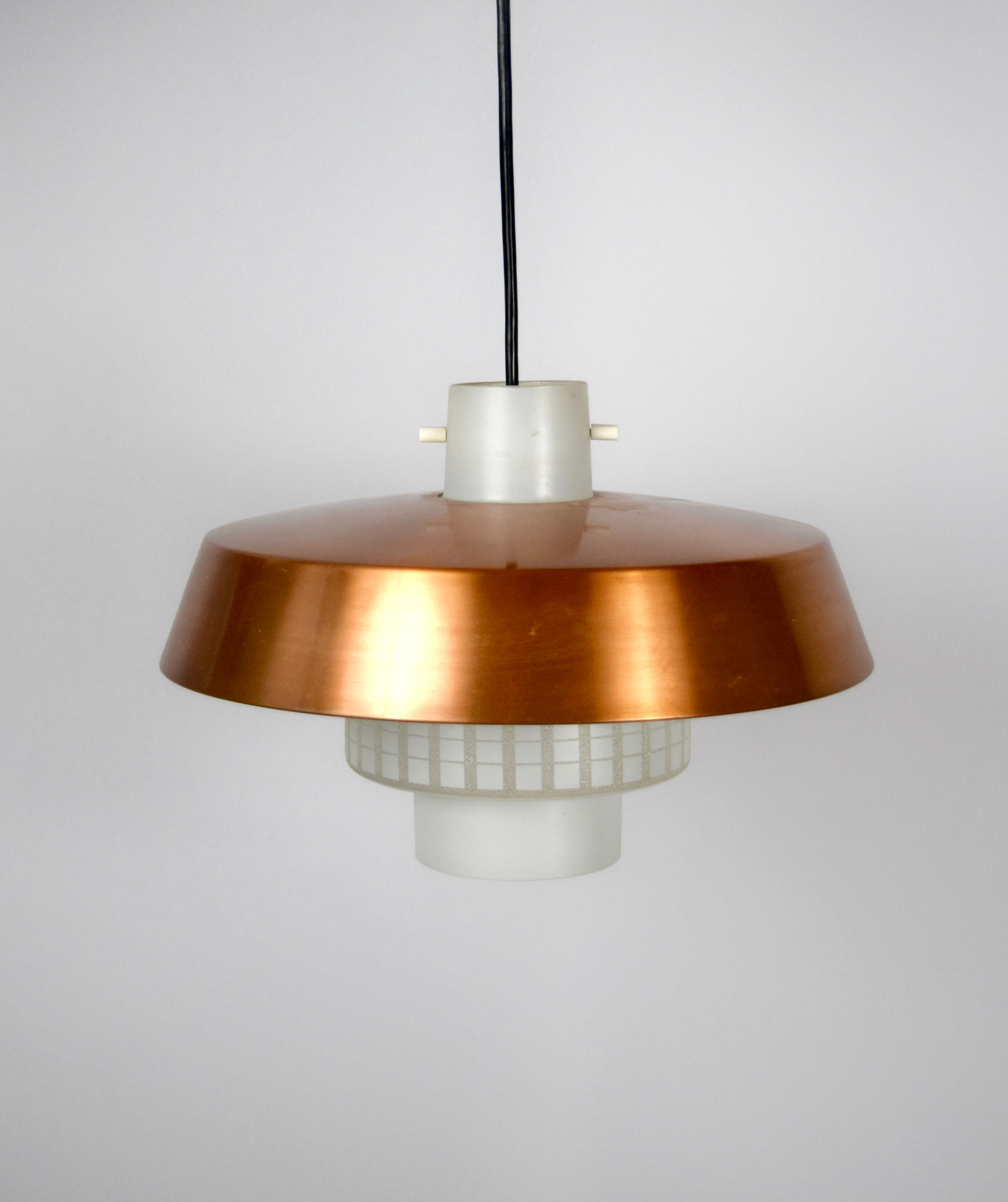 Vintage Ceiling Lamp in the style of Louis Poulsen