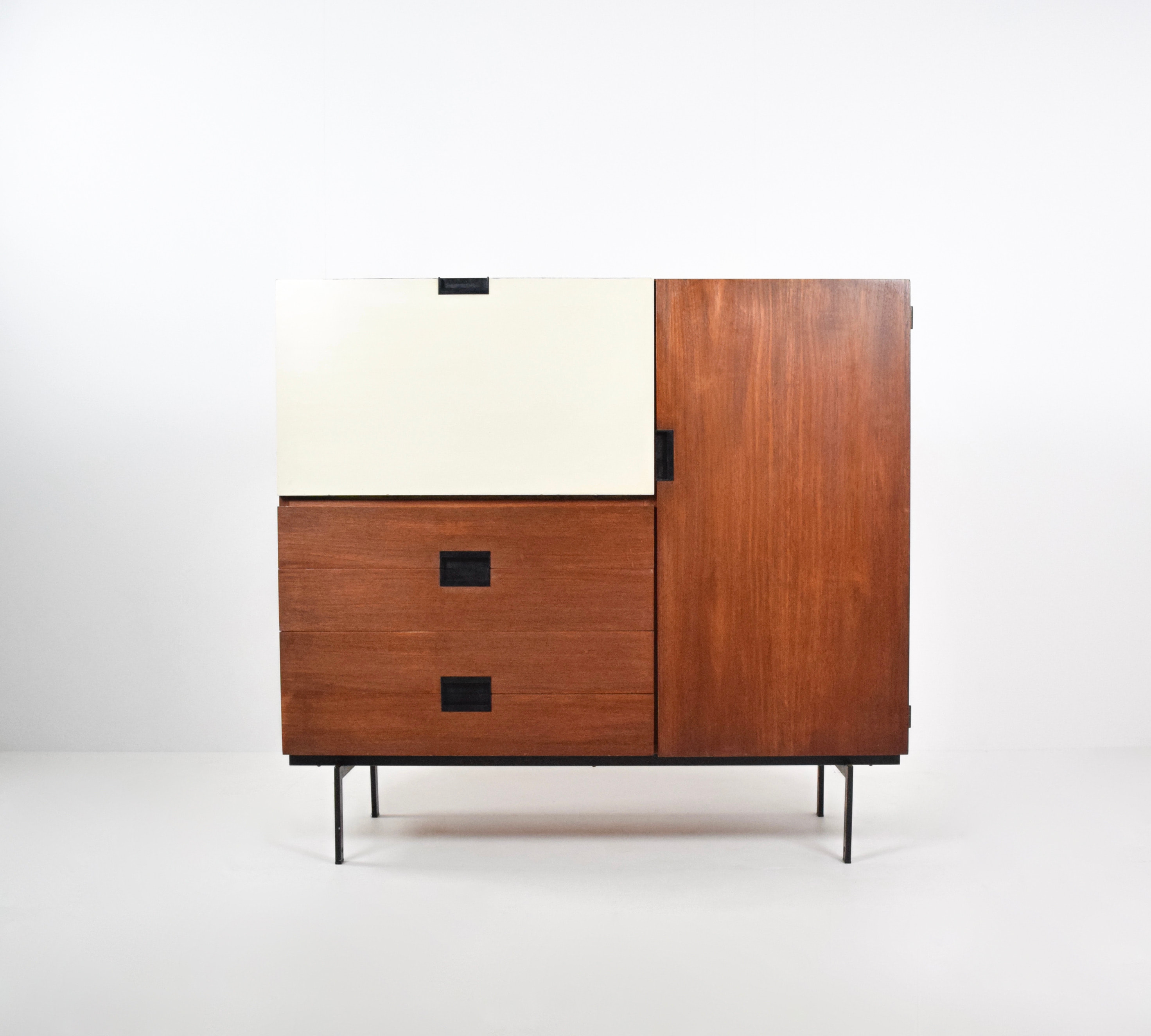 Highboard by Cees Braakman for Pastoe the Japan Series, The Netherlands 1960's