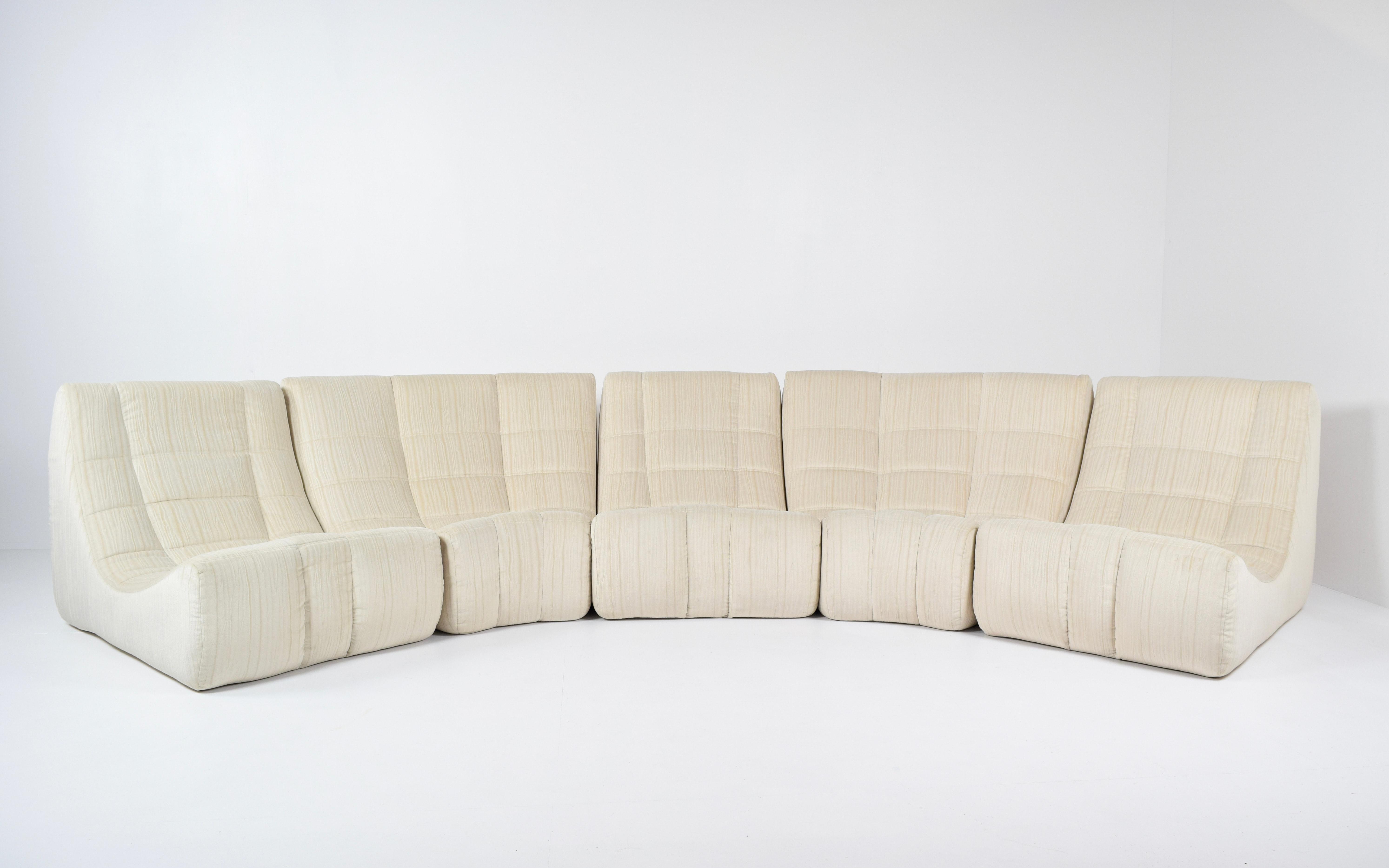 Modular Sofa 'Gilda' by Michel Ducaroy for Ligne Roset, France 1972