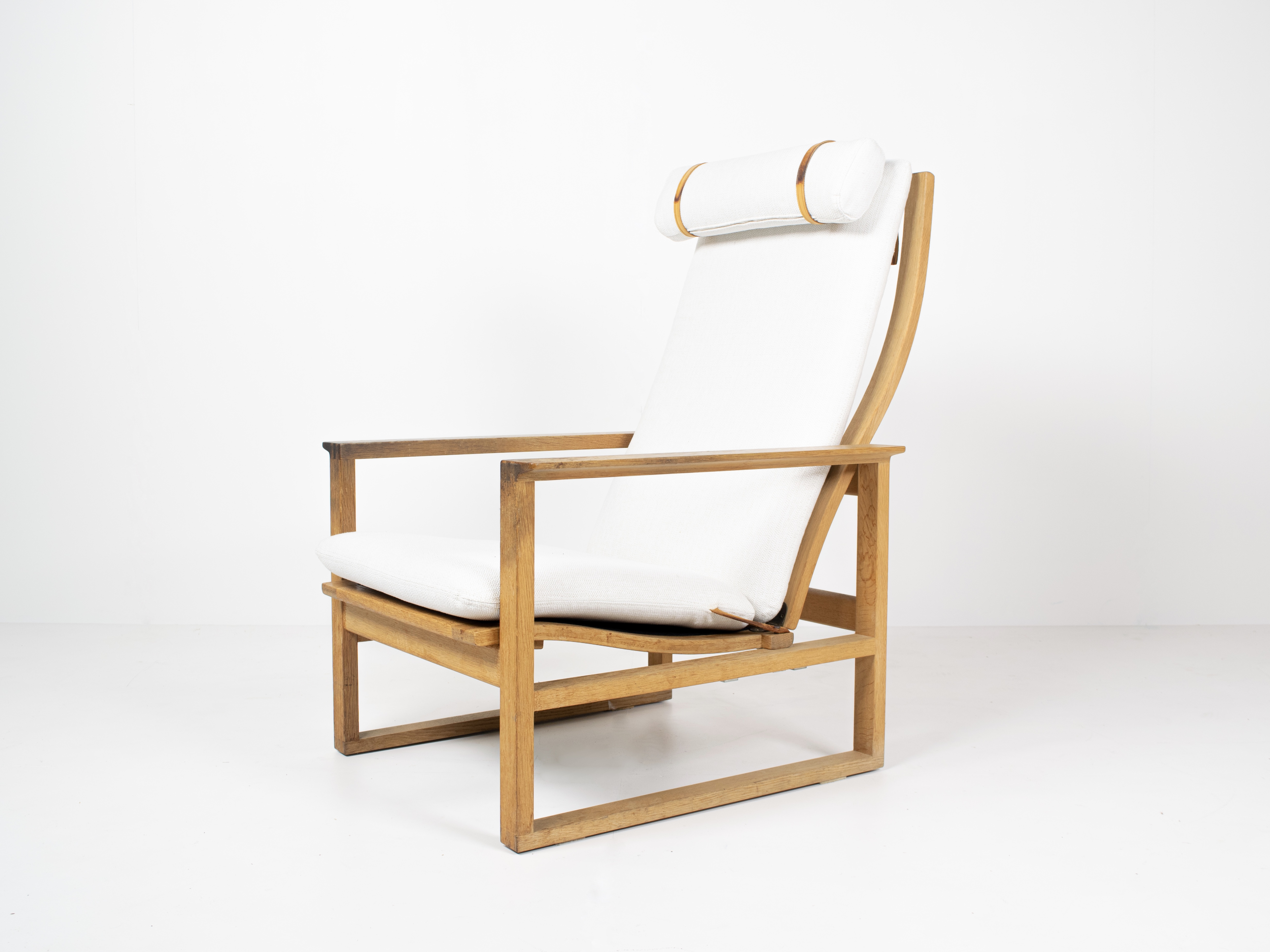 Model 2254 Lounge Chair by Børge Mogensen for Fredericia Stolefabrik, 1960s