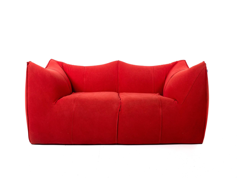 Le Bambole 2 Seat Sofa by Mario Bellini for B&B Italia, 1970s