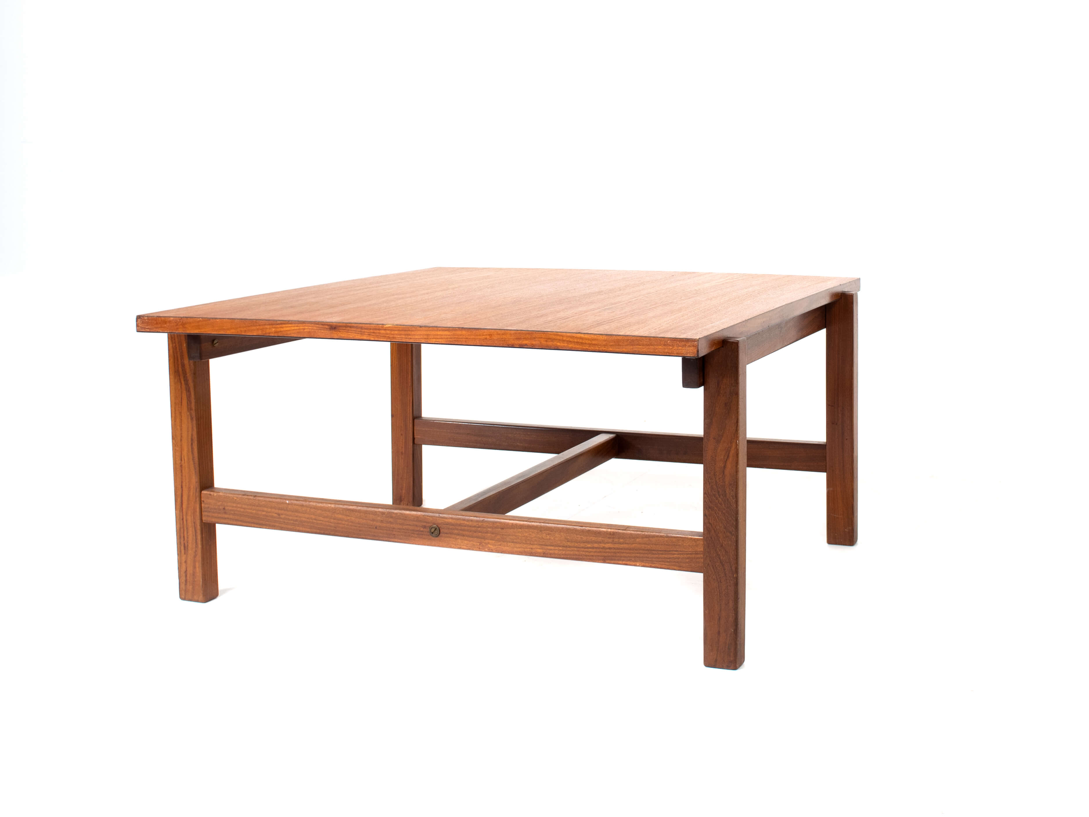 Pastoe Coffee Table Model TA 07 by Cees Braakman with Reversible Top, Netherlands 1950s