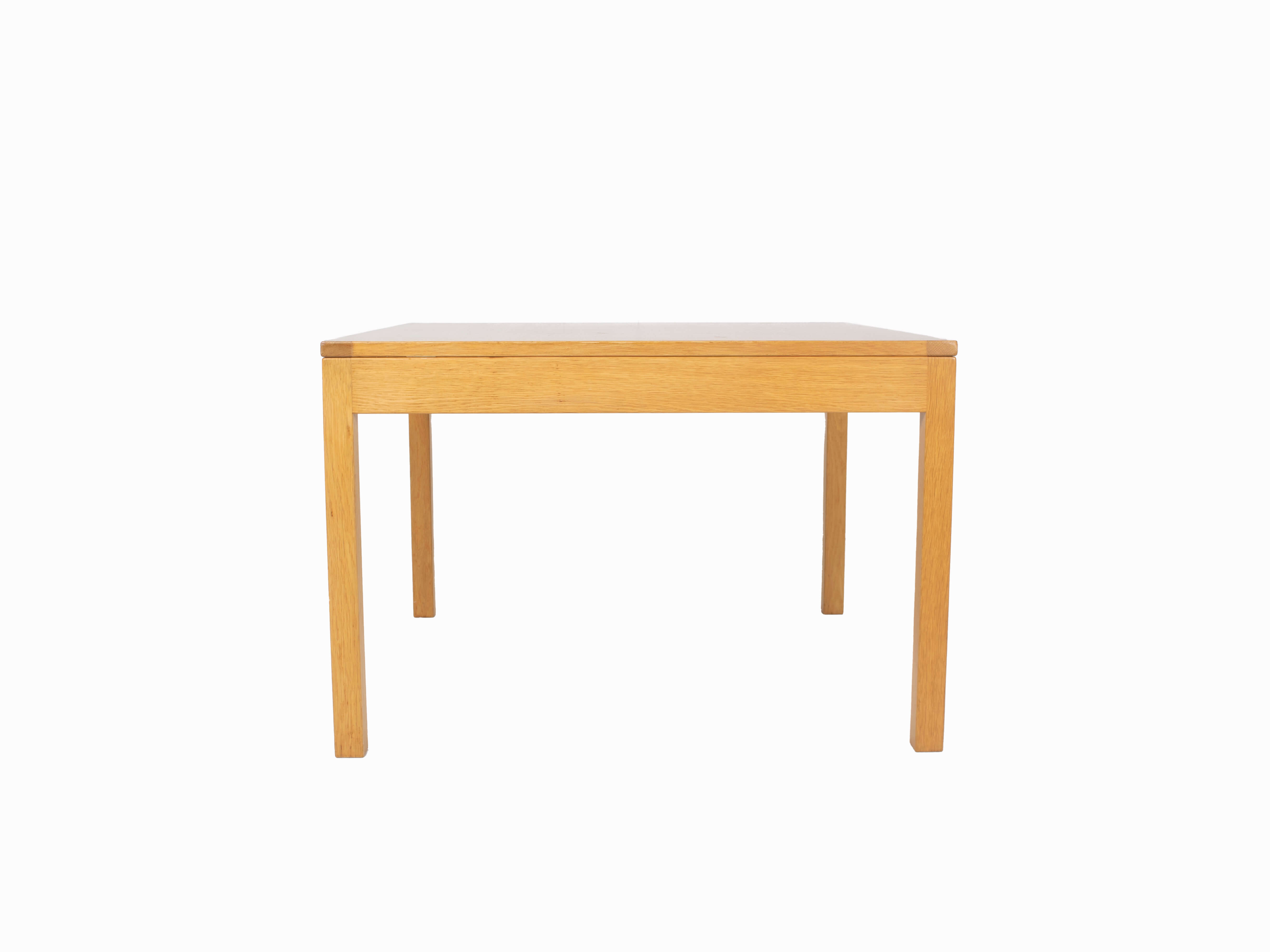 Front view Borge Mogensen Coffee Table