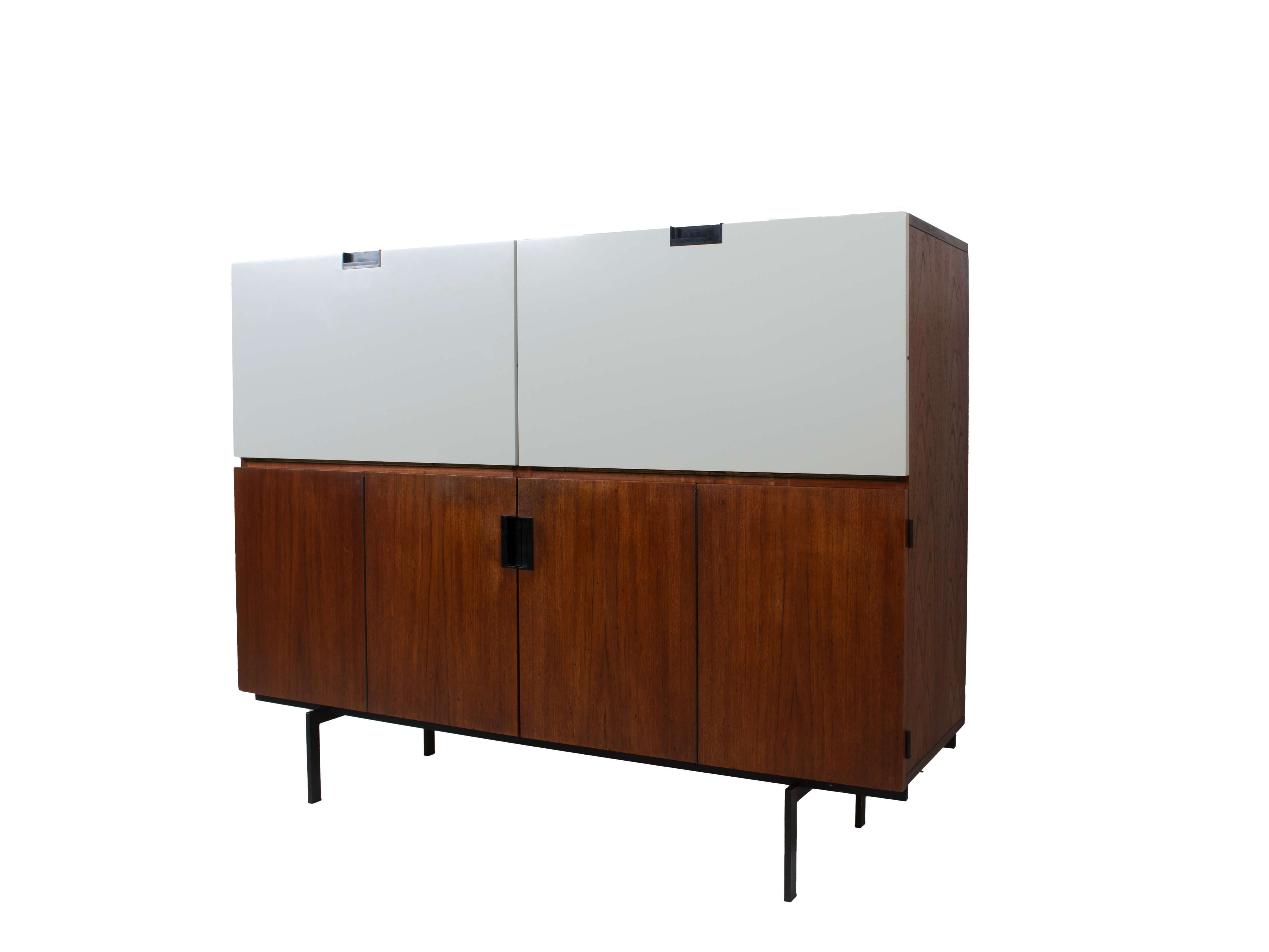 Cees Braakman Pastoe Cabinet from the Japanese Series CU-07,  The Netherlands 1960s