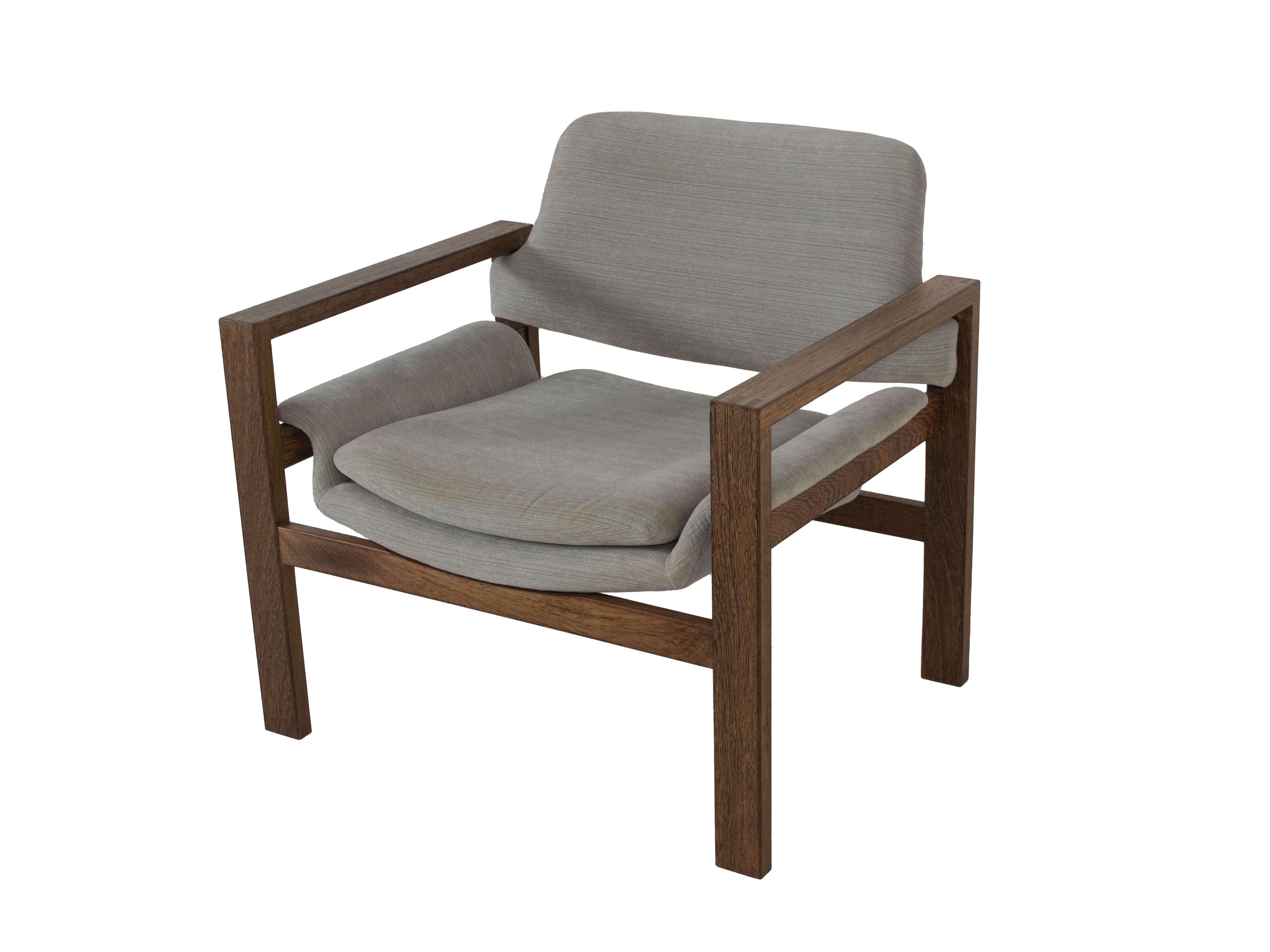 Arm Chair Attributed to Martin Visser 't Spectrum, The Netherlands