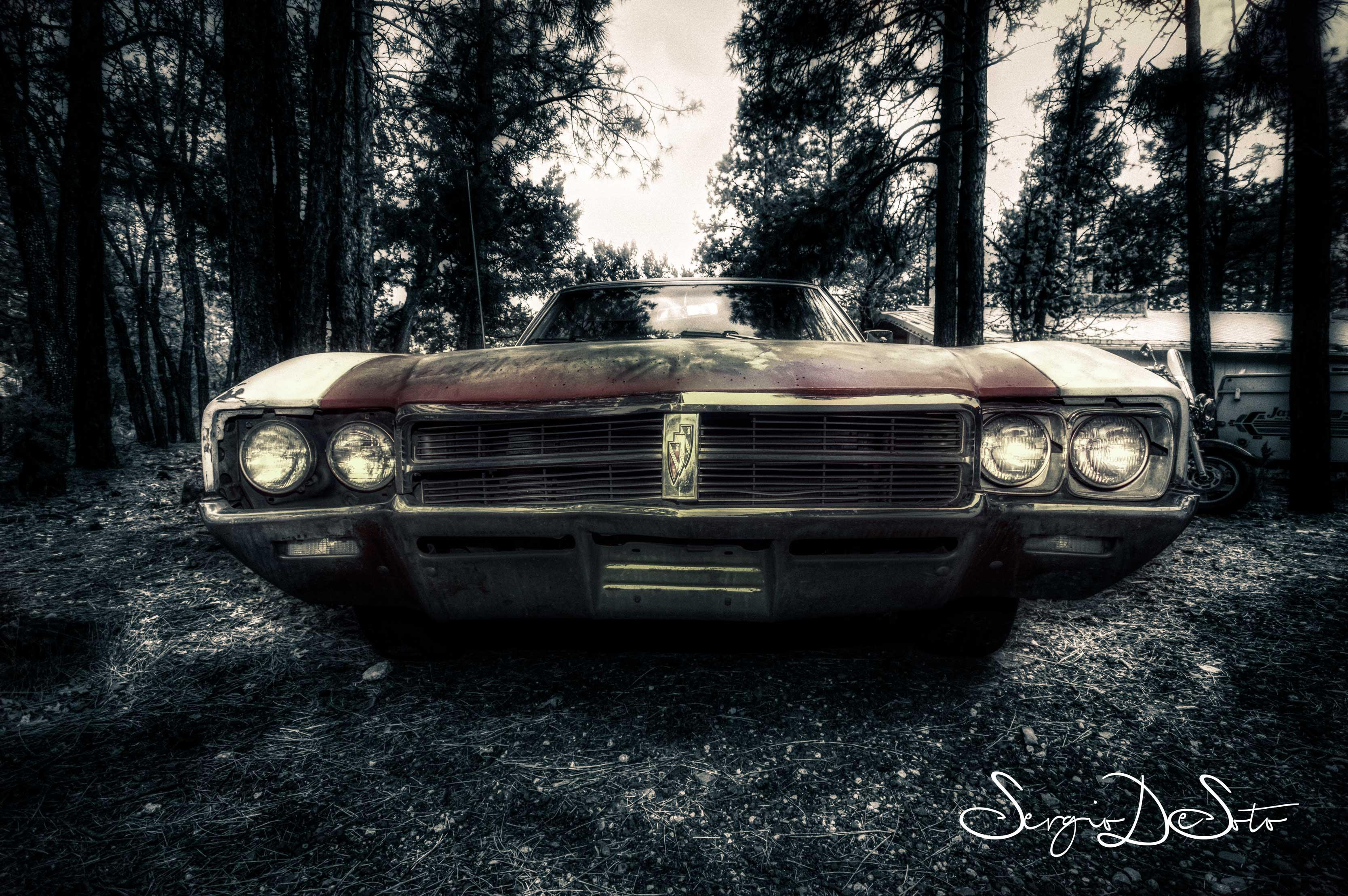 Retired Pontiac