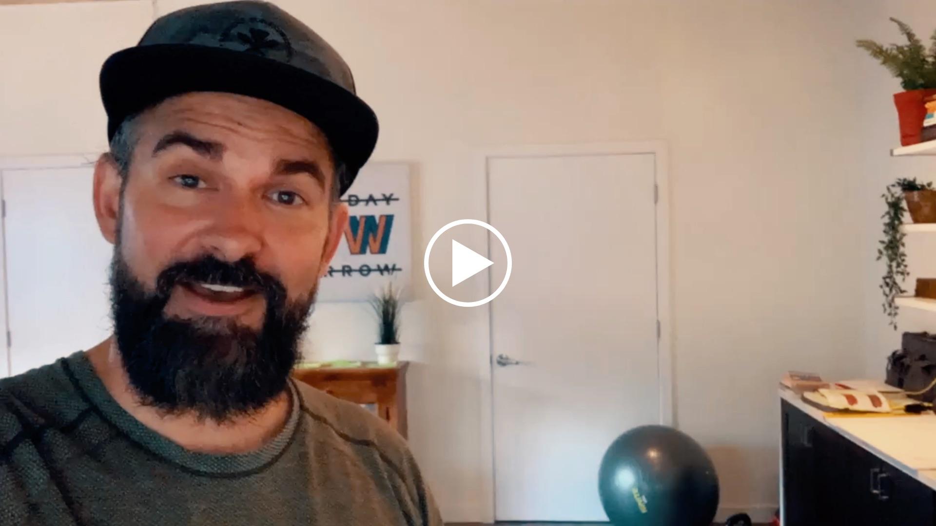 WRKOUT testimonial video thumbnail