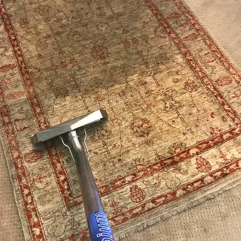 Oriental rug cleaning in Riverside, CA