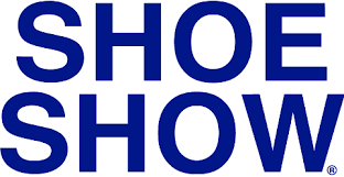 Show Show blue text logo