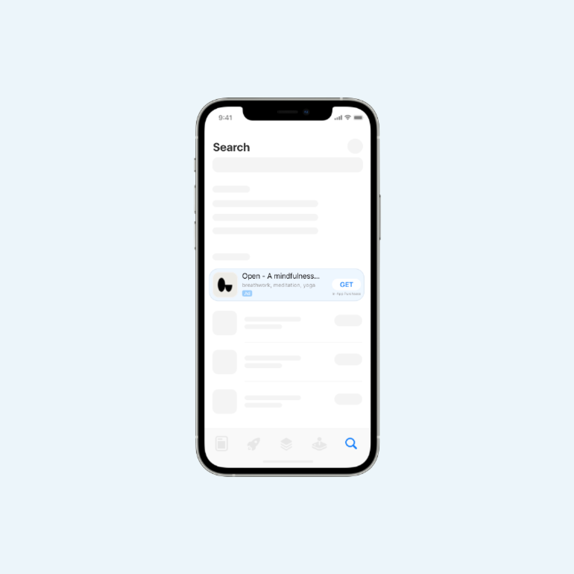 apple search ads features