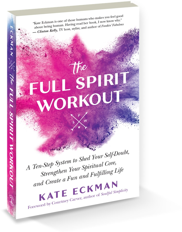 The Full Spirit Workout Book Cover