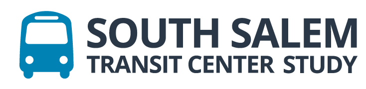 Cherriots South Salem Transit Center Study Logo