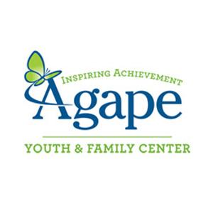 Agape Youth & Family Center Logo