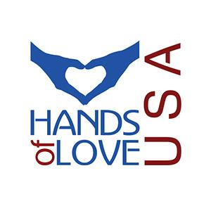 Hands of Love USA Logo