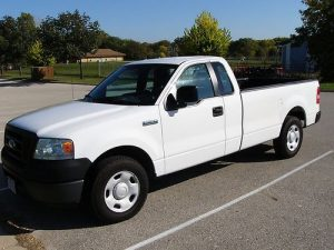 2006 Ford F250 Work Truck