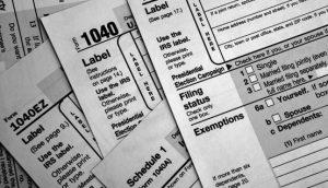 Keeping Tax Records