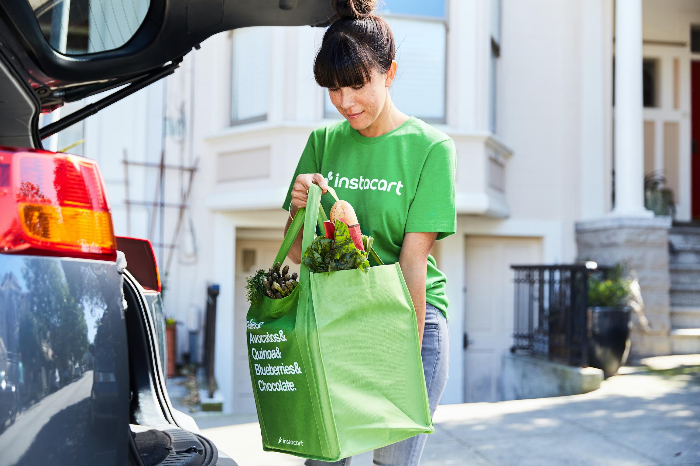 Everlance for Instacart Shoppers