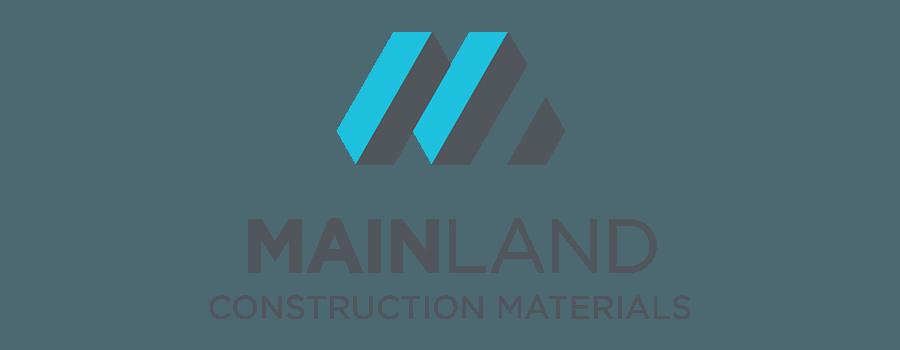 mainland construction logo