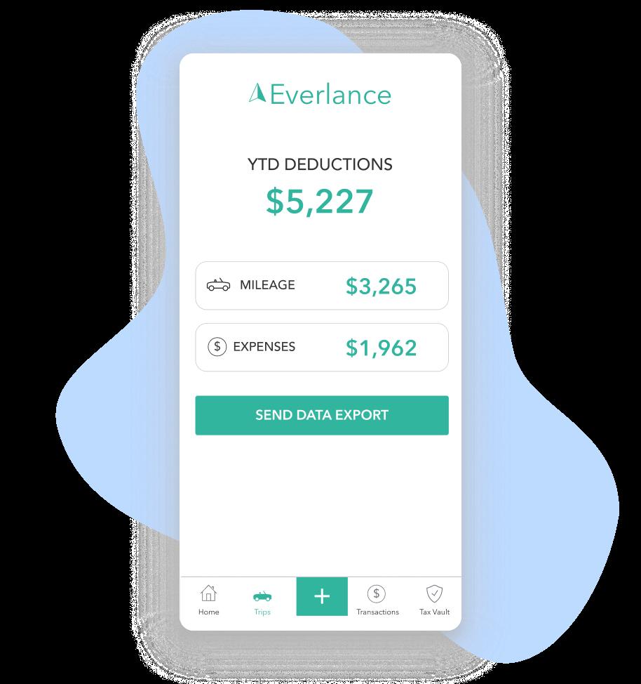 Everlance deduction finder app