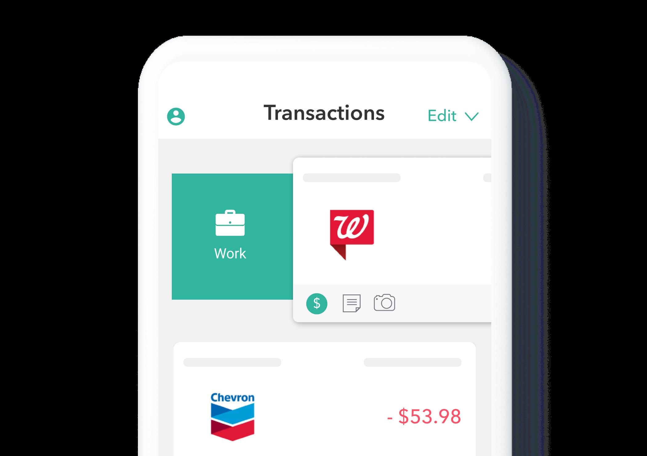 Everlance expense tracking app