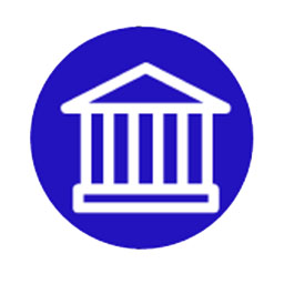 pillars of justice icon
