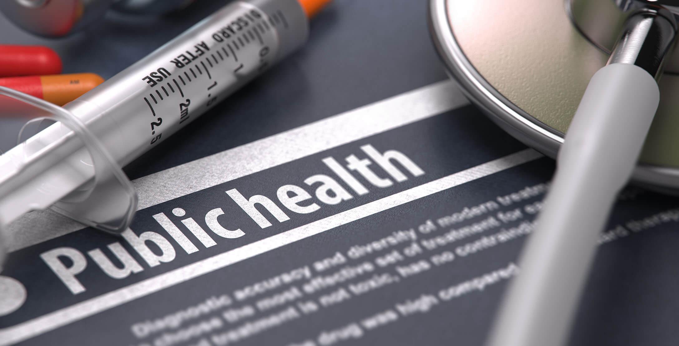 public health billboard