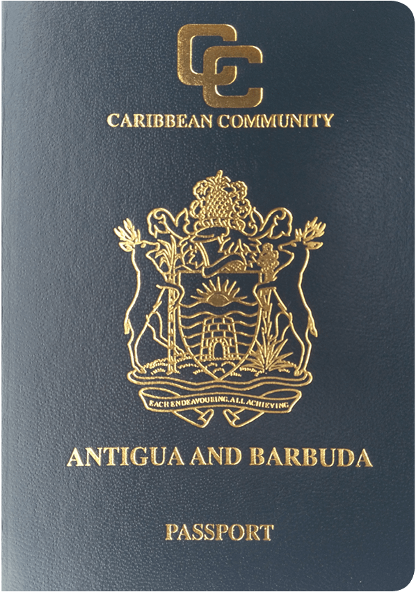 Antigua & Barbuda passport