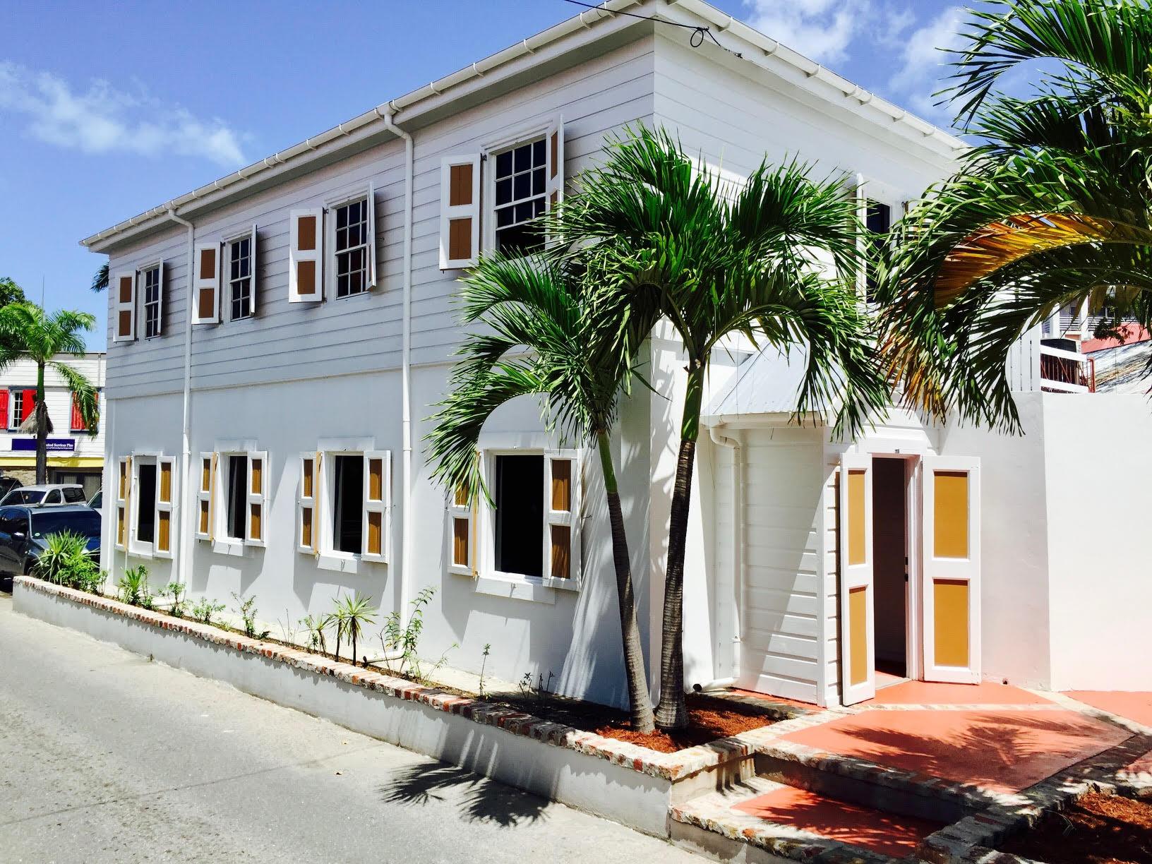 Acantha Management Ltd. Building