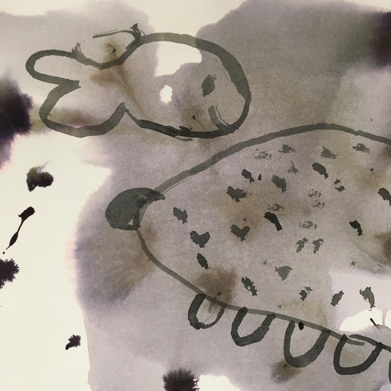 Seikkailutaide: Lätäkkömaalaus
