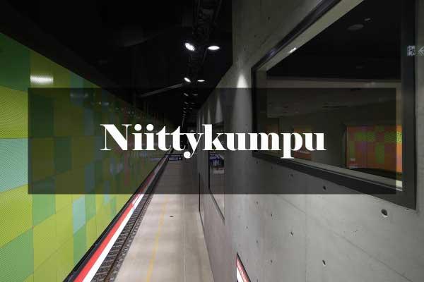 Metroarkkitehtuuri: Niittykumpu