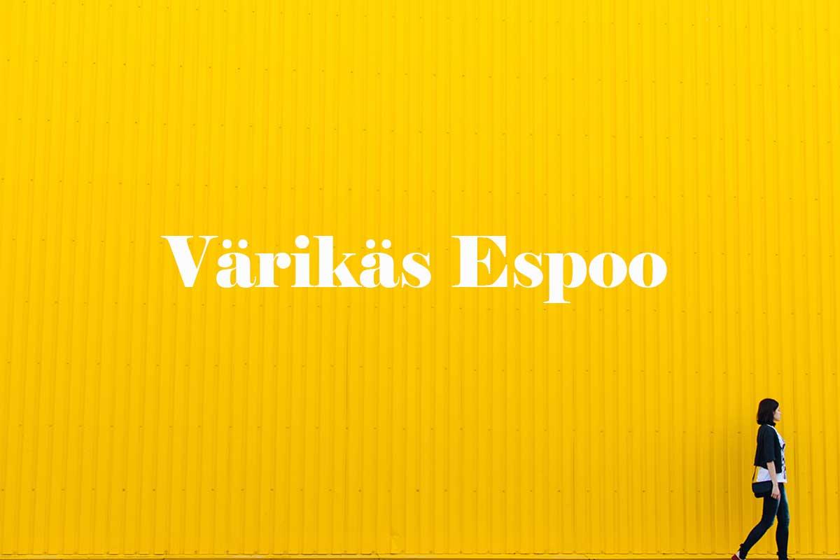 Värikäs Espoo -haaste