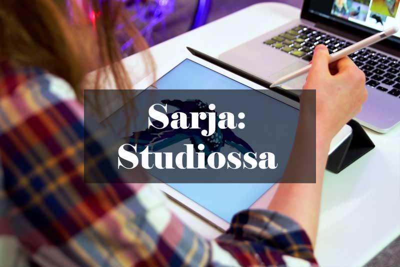 Dokumenttisarja: Studiossa