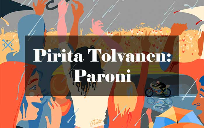 Pirita Tolvanen: Paroni