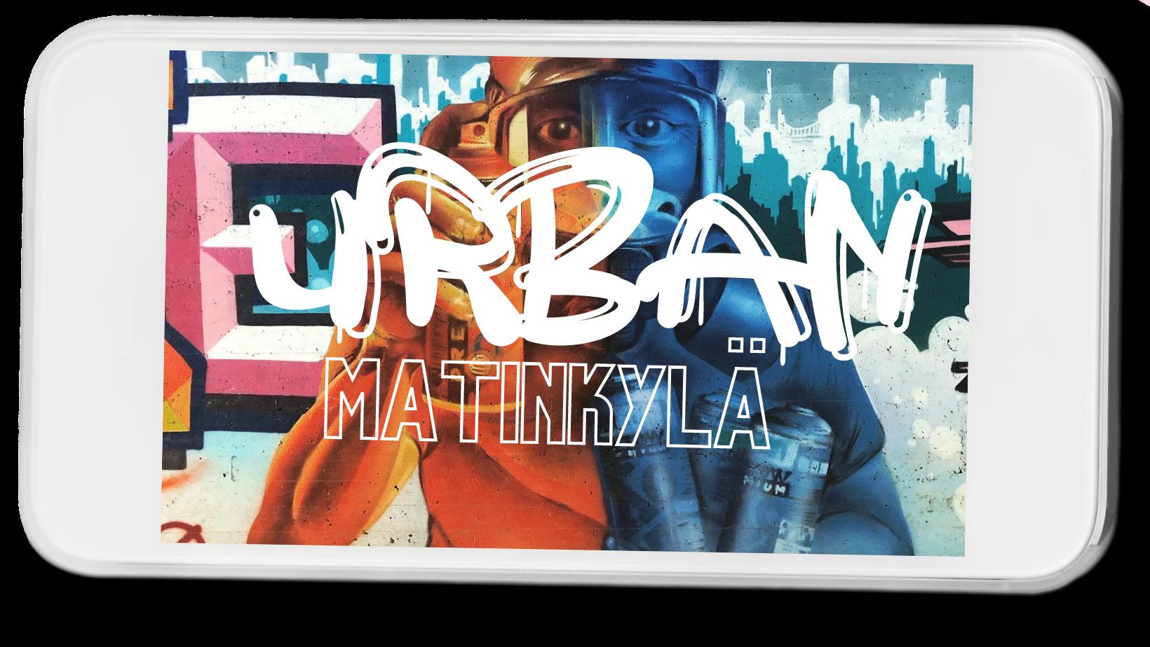 Urban Matinkylä -ulkopakopeli