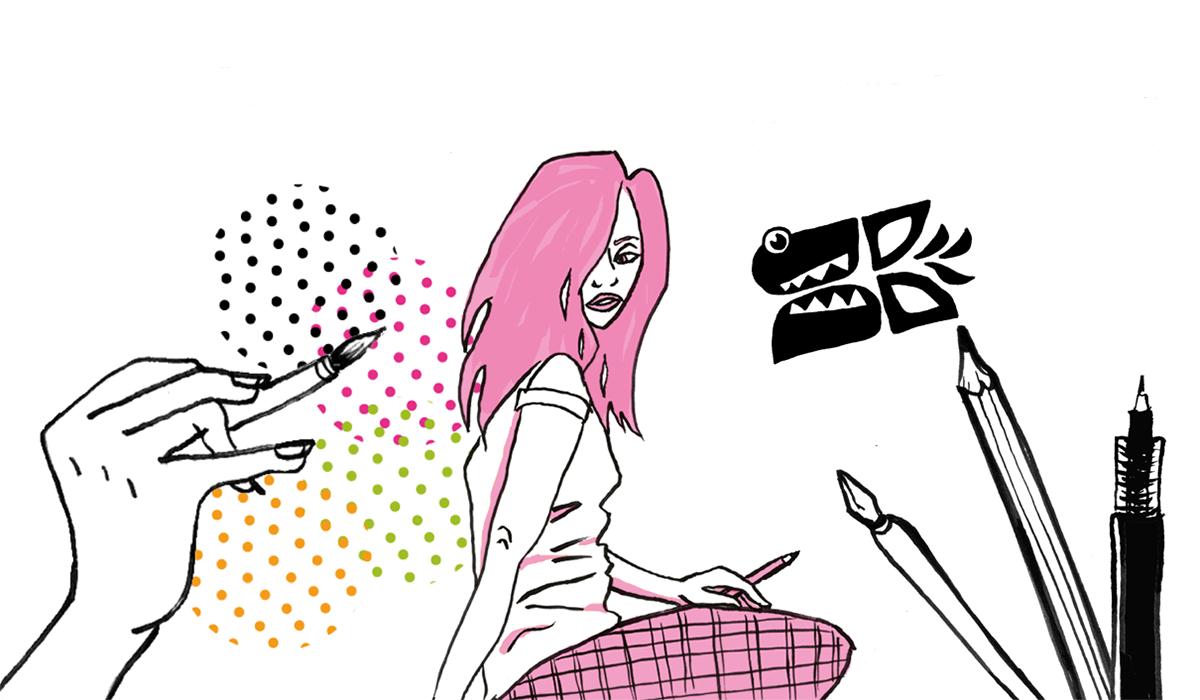 Minikoulu: sarjakuva